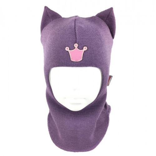 "Зимний шлем Бизи ""Кошка"" Ковыль"
