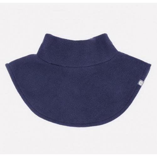 Шарф-манишка флисовая Crockid цвет глубокий синий