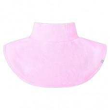 Шарф-манишка флисовая Crockid бледно-розовая