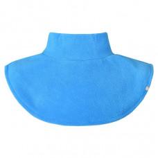 Шарф-манишка флисовая Crockid голубая