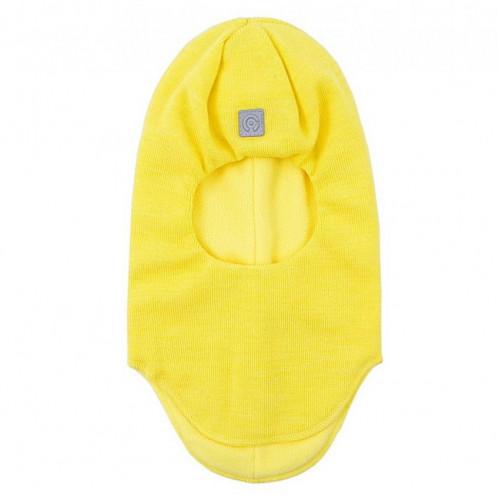Шапка-шлем Crockid жёлтый