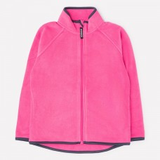 Куртка флисовая Crockid цвет малина