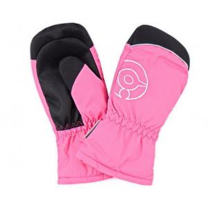 Зимние рукавицы Crockid розовые
