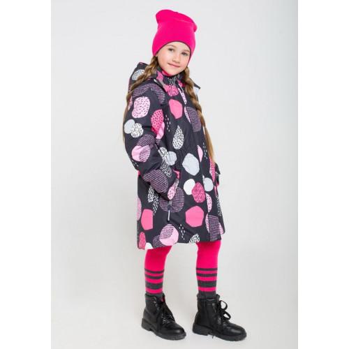 Зимняя куртка для девочки CROCKID