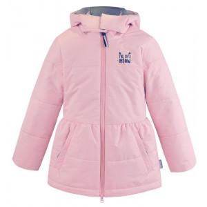 Зимняя куртка для девочки CROCKID нежно-розовая