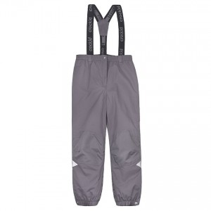 Зимние брюки CROCKID серый