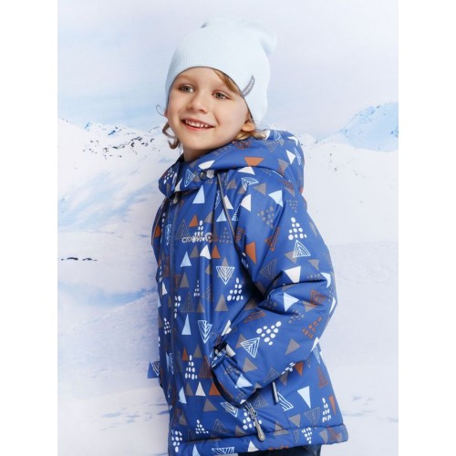 Зимняя куртка для мальчика CROCKID