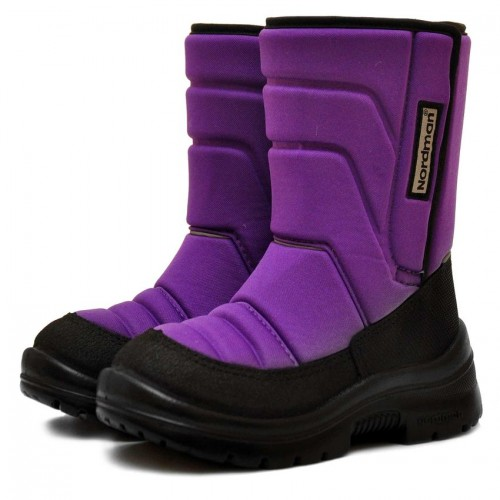 Сапоги зимние NORDMAN LUMI фиолетовый