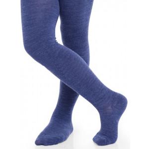 Детские термоколготки для девочек-подростков NORVEG серии MULTIFUNCTIONAL цвет джинс
