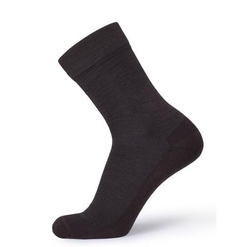 Термоноски NORVEG серии Functional Merino Wool коричневые