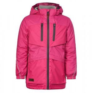 Куртка демисезонная для девочки БЛАНКА Oldos фуксия