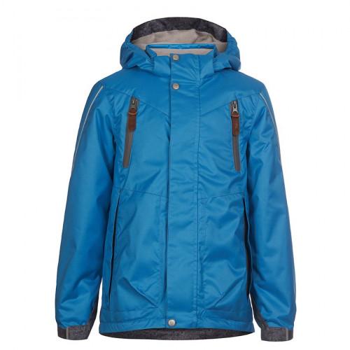 Куртка демисезонная для мальчика ДАВИД Oldos васильковый