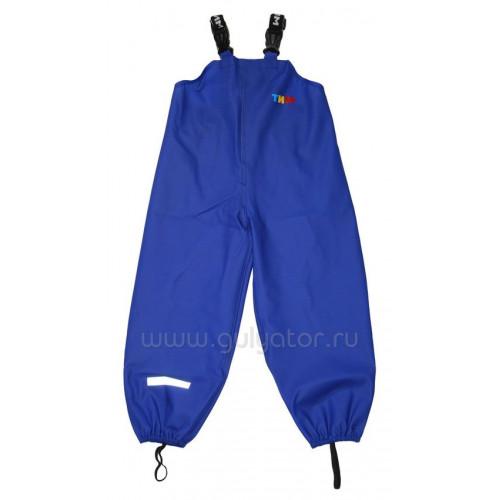 Непромокаемая одежда полукомбинезон ТИМ синий