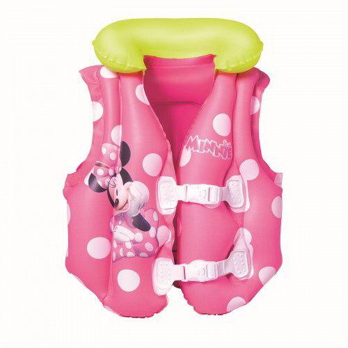 Жилет для плавания Минни 3-6 лет