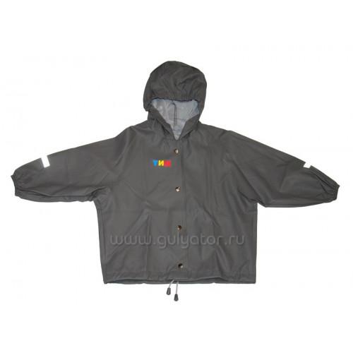 Куртка непромокаемая ТИМ серая
