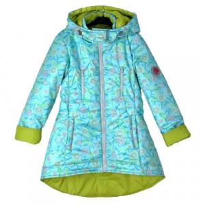 Куртка Zukka удлиненная для девочки демисезон