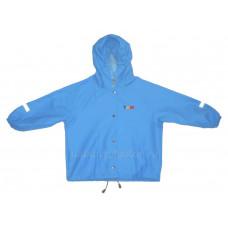 Куртка непромокаемая ТИМ голубая