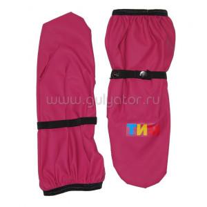 Непромокаемые рукавицы ТИМ цвет фуксия
