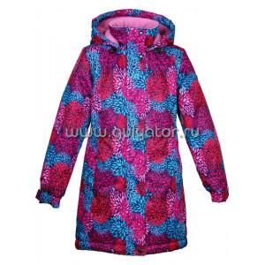 Демисезонное пальто SOVA Хризантемы