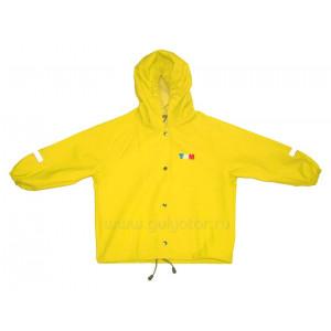 Куртка непромокаемая ТИМ жёлтая