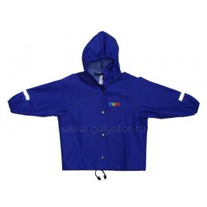 Куртка непромокаемая ТИМ синяя