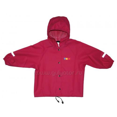 Куртка непромокаемая ТИМ цвет фуксия