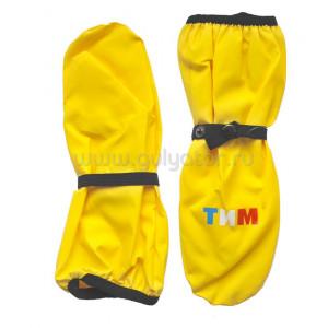 Непромокаемые рукавицы ТИМ жёлтые