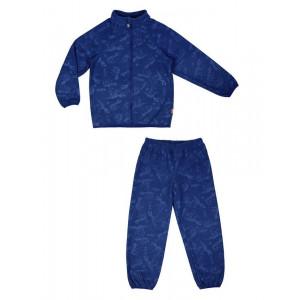 Флисовый костюм Reike тёмно-синий