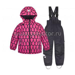 Зимний костюм для девочки CROCKID