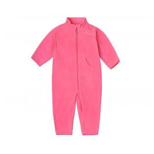 Комбинезон флисовый Crockid розовый