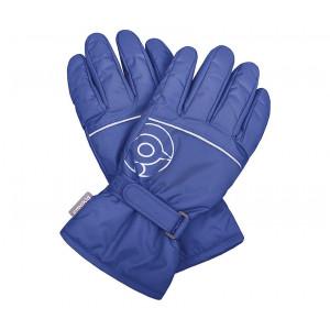 Перчатки Crockid синие