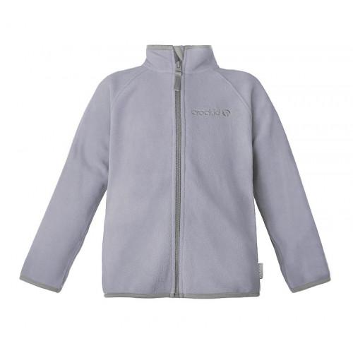 Куртка флисовая Crockid серая