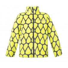 Куртка флисовая Crockid жёлтая