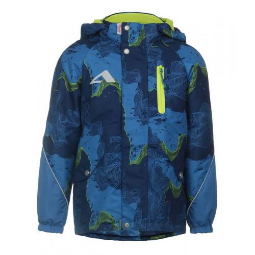 Куртка демисезонная ВИТО Oldos тёмно-синий