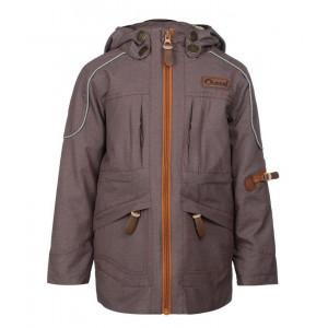 Куртка ветровочная СНОУ Oldos серый