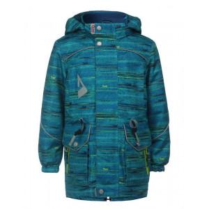Куртка на флисе ФРОУД Oldos лазурный
