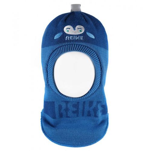 """Шапка-шлем Reike """"Пингвин"""" синий"""