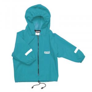 Куртка непромокаемая SMAIL бирюзовая
