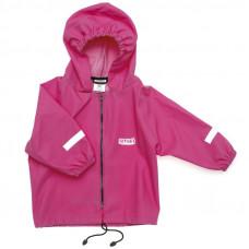 Куртка непромокаемая SMAIL розовая