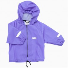 Куртка непромокаемая SMAIL сиреневая