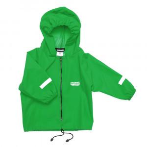 Куртка непромокаемая SMAIL зелёная