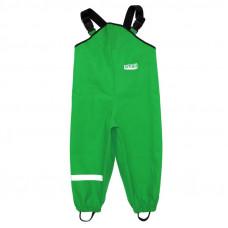 Непромокаемый полукомбинезон SMAIL зелёный