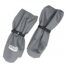 Непромокаемые рукавицы Smail серые