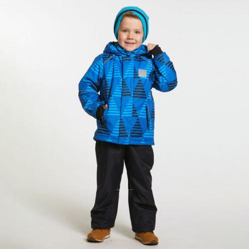 Демисезонный костюм для мальчика Stella MIX ярко-синий