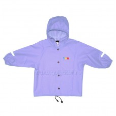 Куртка непромокаемая ТИМ сиреневая