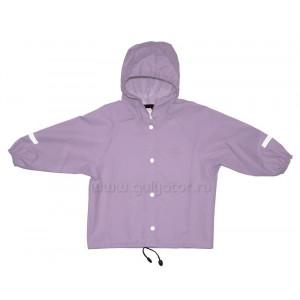 Куртка непромокаемая для девочки ТИМ лаванда