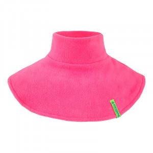 Манишка для девочки UKI Kids ярко-розовая
